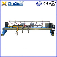 Heavy Duty Mini Gantry CNC Plasma Metal Cutting Machine