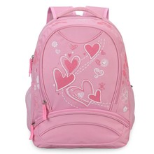 China factory price multi zip pocket shoulder school bag