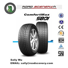Chinese cheap High quality HABILEAD car tyres 16'' with E4/GCC