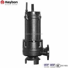 High Quality Non-clog Sewage Submersible Pump