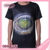 Eye 3D Printed T Shirt Psychedelic
