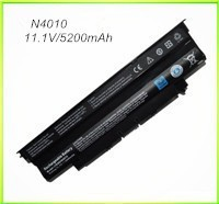 used laptop battery J1KND For Dell Inspiron 13R 14R 15R N3010 N4010 N7010