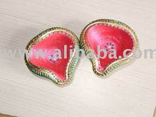 Diyas craft candle
