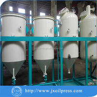 High efficiency soybean crude oil refining machine