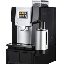 Capuccino coffee machine bean to cup commercial coffee machine ABS coffee machine