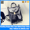 Fashion Design Transparent PVC Jelly Candy Color Backpack For Girls