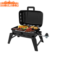 17,5 Zoll Tabletop Grill Innen Küche Bbq Gas Grill