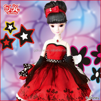 Fshion Disney high end doll collection and gift