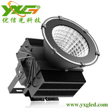 Aluminum case high power 500w warehouse LED high bay light