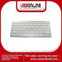 2.4GHz wireless keyboard and mouse combos for ipod for ipad for iphone laptop