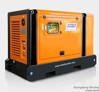 Westinpower 10 15 20 30 50 65 80 110 150 165 200 220 KVA silent diesel generator