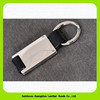 15065 Christmas gift promotional leather metal car key chain