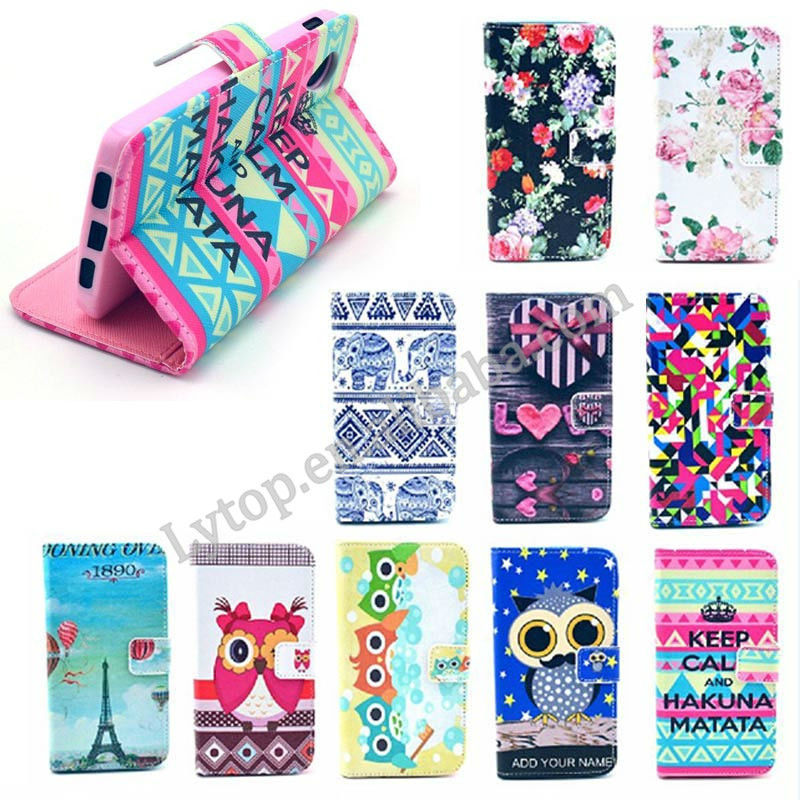 For Google Nexus 5 PU Leather Case