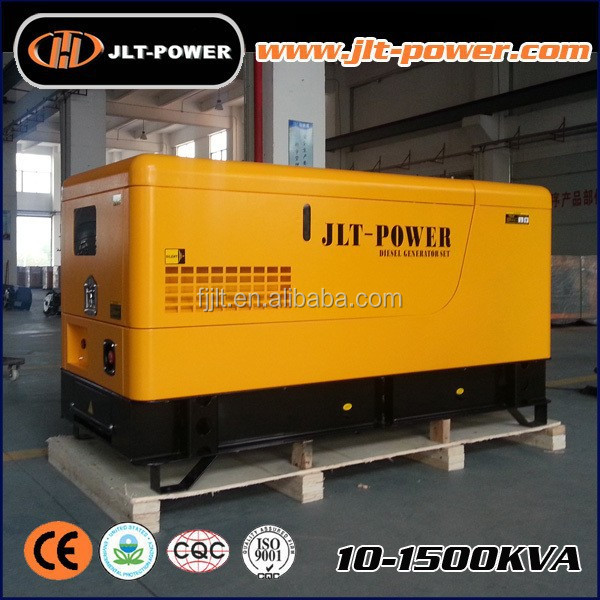 Yangdong engine soundproof canopy type diesel generator set price with spare