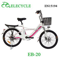 ELECYCLE electric bicycle with high payload capacity cheap electric bike for sale