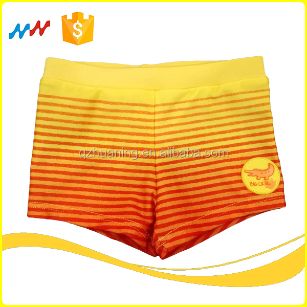 Zebra Stripes Style Boy's Swimwear Wholesale