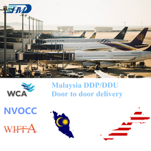 Air Cargo Shipping Rate China to Malaysia Door to Door Delivery Service