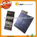 Easy carry 30w foldable solar panel for outside