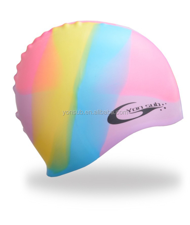 swimming cap water sports fan cap