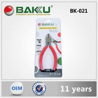 Baku Various Design Mobile Tools Veterinary Tattoo Pliers For Iphone