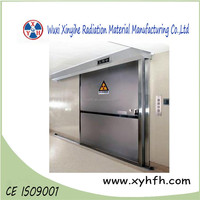 x-ray protective lead door for CT room