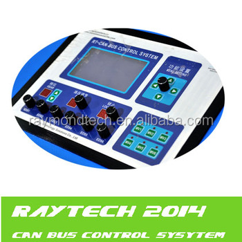 CAN BUS CONTROL SYSTEM