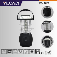Led Rechargeable Dynamo Solar Camping Lantern for outdoor