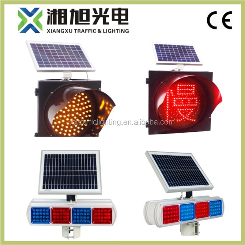 The latest design customized led pole top police motorcycle strobe emergency lights