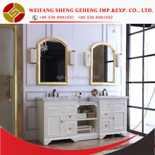 KITCHEN SINKS RTA multiple function purpose cabinet for sale painting solid wood kitchen cabinets kitchen