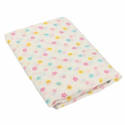 New products 2018 innovative product quality organic bamboo cotton fabric textile breathable baby summer swaddle wrap blankets