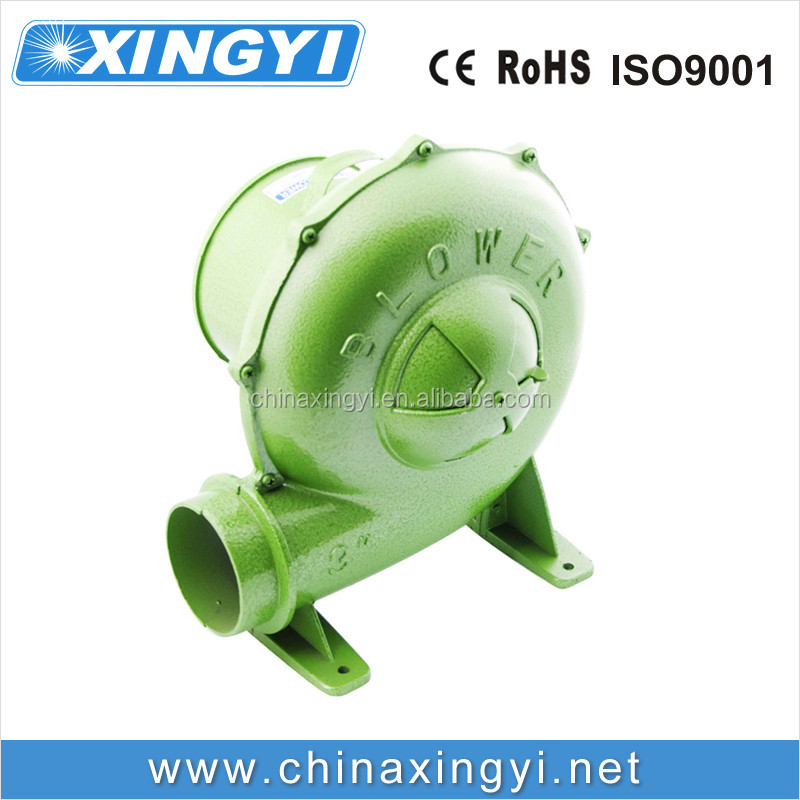 CE CCC ROHS TUV Top quality low cost Aluminum Electric blower for inflatable decoration