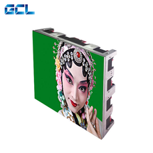 Indoor HD P1.6 die-casting Led display screen for TV studio