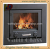 5MM High Quality Fireplace Glass fire resistant glass