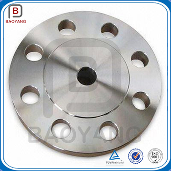 custom made carbon steel reducing flange