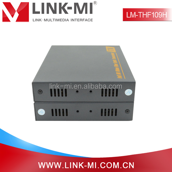 LINK-MI LM-THF109H HDMI Fiber Optical Transmitter Receiver high quality by its good stability and powerful security