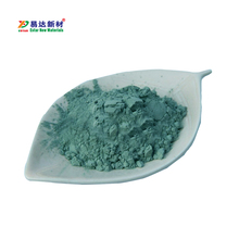 high quality abrasive resistant polishing JIS2500 green silicon carbide powder