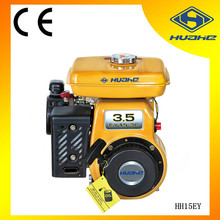 4 stroke 163cc gasoline engine sell abroad , chinese 5.5hp gasoline engine,robin gasoline engine