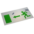 Amazon top seller emergency exit sign board with good quality