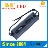 high efficiency short circuit AC to DC 120W 12V 10A led power supply with IP67 waterproof