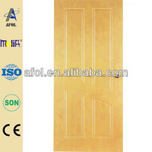 Zhejiang AFOL High Quality Self-Adhesive PVC Film Interior Door With Competitve Price