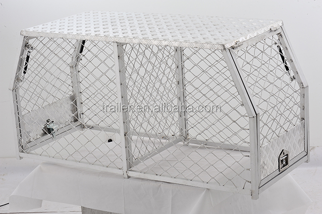 High Quality Heavy Duty Aluminium Pet Cage