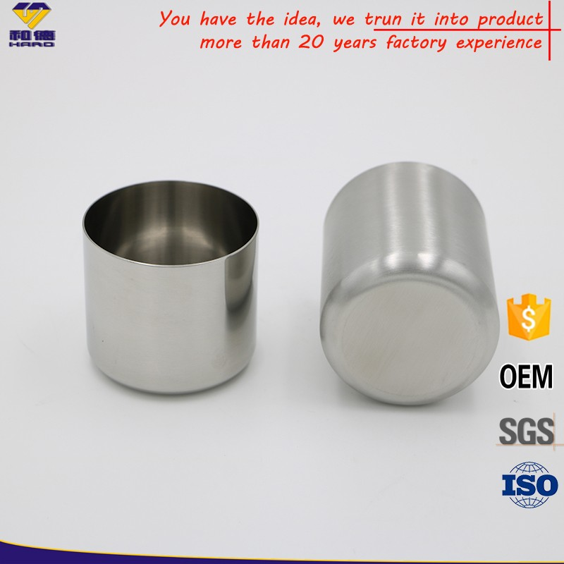 ISO Certificated factory OEM deep drawing metal parts, custom deep drawing metal part