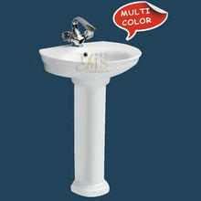 pedestal toilets and sinks for sell