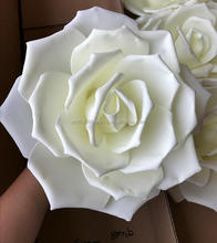 Wholesale giant artificial rose PE foam rose flowers for sale