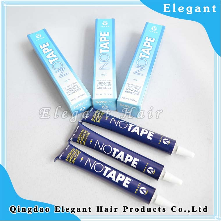 Professional Silicone Bonding Adhesive Vapon Notape adhesive tape for wig