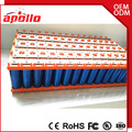 High rate apollo available customized 12v 100ah lifepo4 battery pack