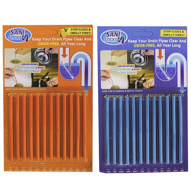 Kitchen Drain Deodorizer Cleaner Sain Sticks Sewer Drain Pipe Cleaner   Buy  Sewer Cleaner,Drain Pipe Cleaners,Kitchen Drain Deodorizer Product On  Alibaba. ...