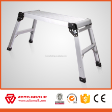 aluminium car washing platform,work platform,platform ladder