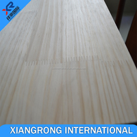 furniture board/make the Bookcase of wood 15mm finger joint solid board