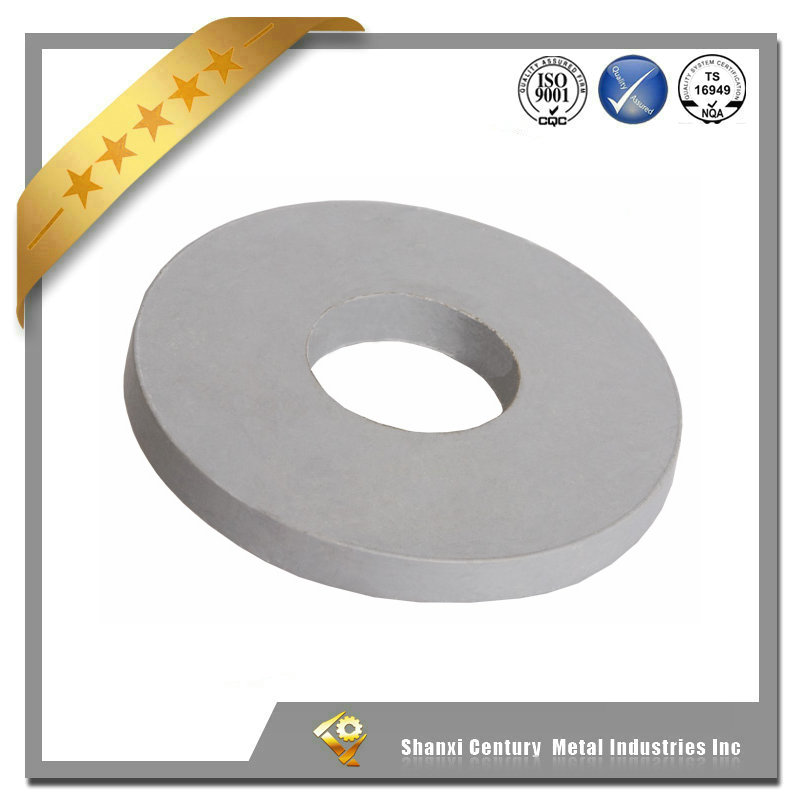 investment casting hot dip galvanized fiber reinforced washer for corrosion resistant anchor
